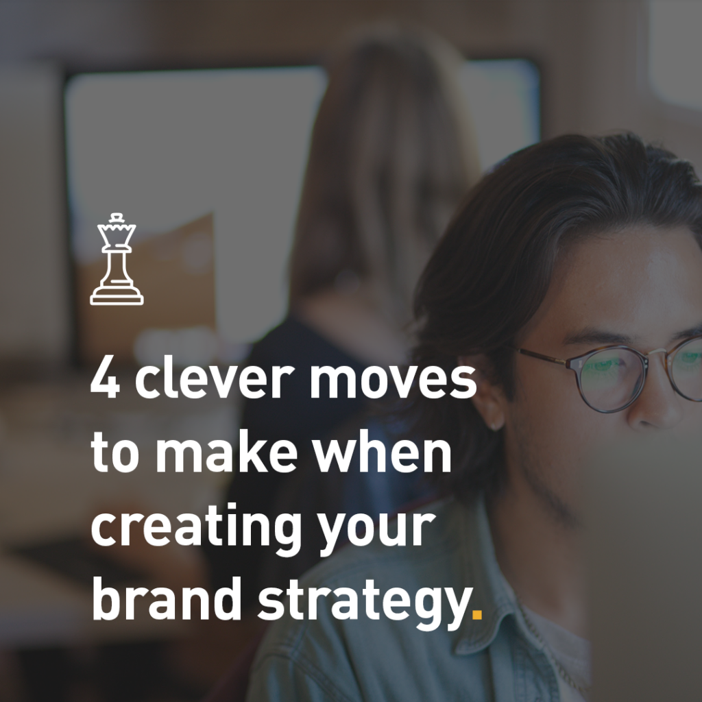why your brand needs a strategy