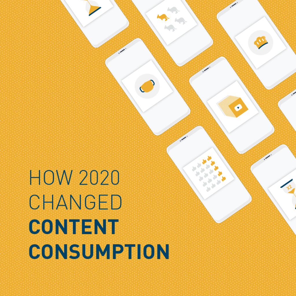 How 2020 Changed Content Consumption